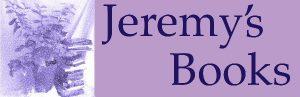 Jeremy's Books Logo