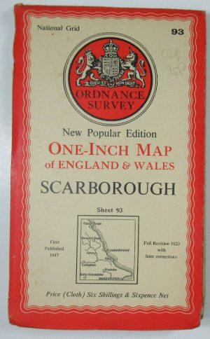 1966 Old Vintage Bartholomew's Half-Inch Countoured CLOTH Map 6 Sussex Bartholomew Maps 5